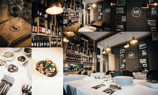 Bijou Restaurante: De portas abertas!!
