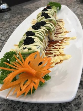 Bellville, South Africa: Sushi
