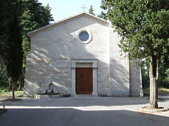 Chiesa di Santa Maria De Foras