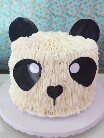 Bolo Panda   Picture of MY Lovin Cake Confeitaria, Rio de Janeiro