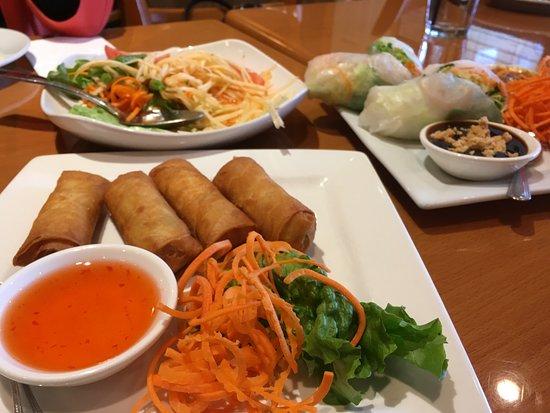 Thai House Restaurant Gaithersburg Reviews