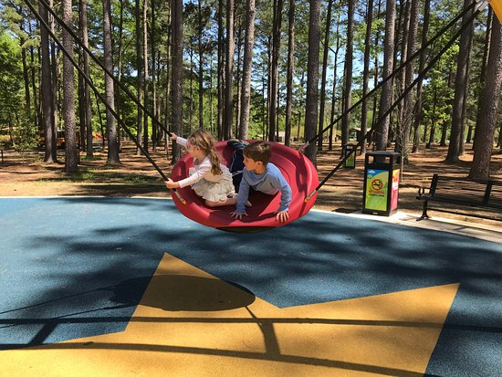 West Monroe, LA: more fun swings
