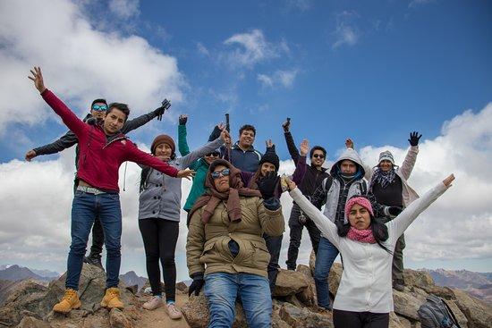 Hikers Peru