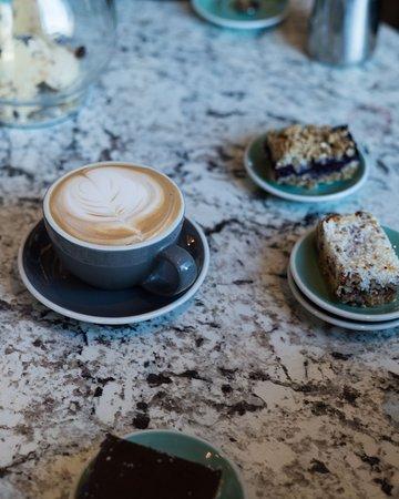 Erin, Kanada: lattes and pastries