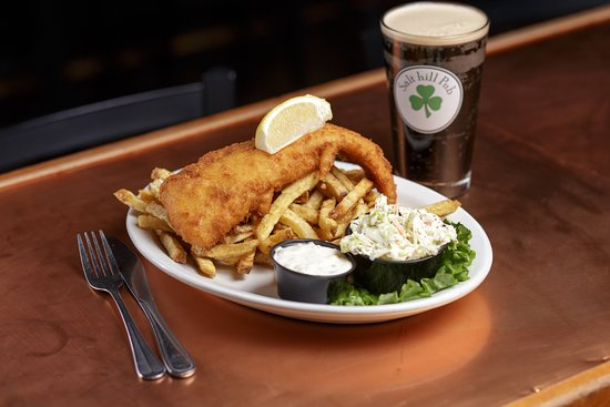 Hanover, New Hampshire: Our Famous Fish and Chips