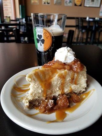 Hanover, New Hampshire: Dessert! 
