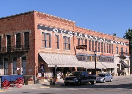 Búfalo, WY: Historic Occidental Hotel