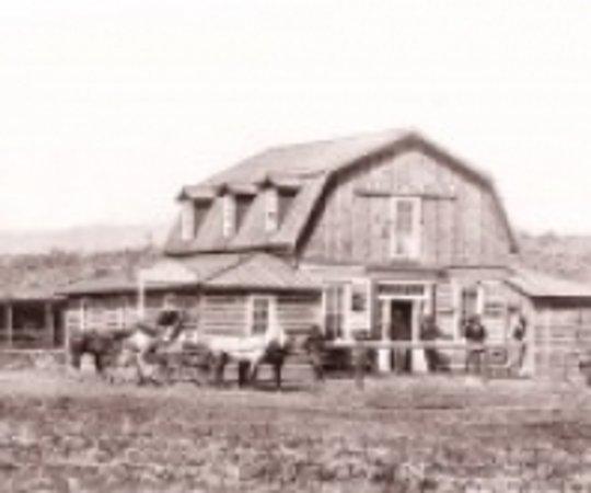 Buffalo, WY: Historic Occidental Hotel 1880