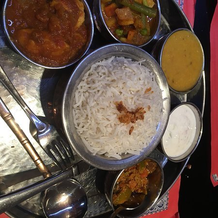 Kathmandu Kitchen Indian Restaurant Amsterdam张图片