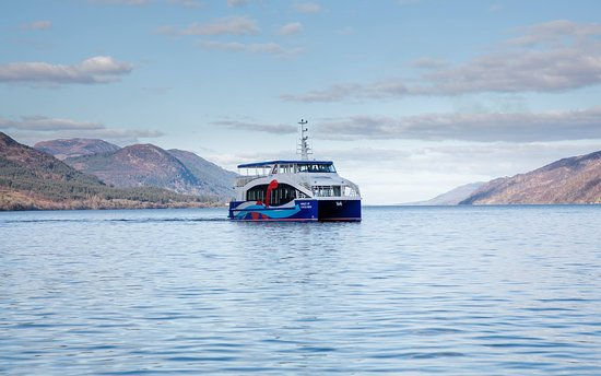 Fort Augustus, UK: The Spirit of Loch Ness