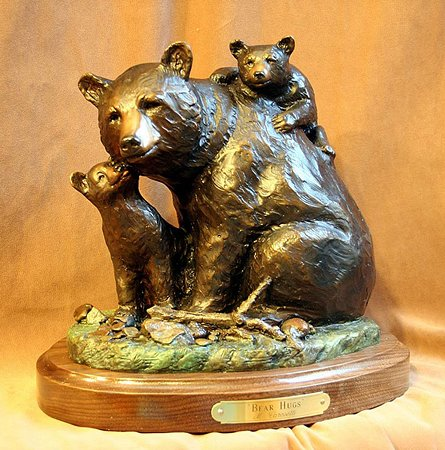 Marianne Caroselli - Bear Hugs