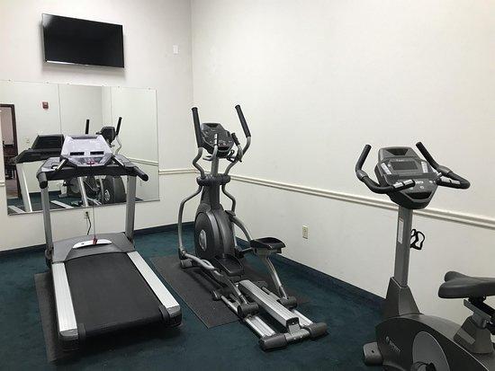 Беллмавр, Нью-Джерси: Fitness Center