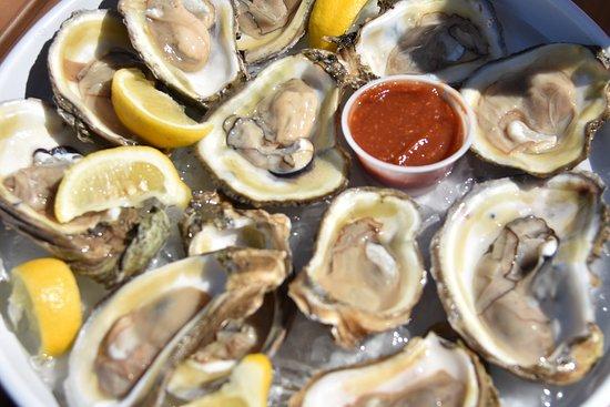 North Bay Village, FL: Oysters, always fresh.