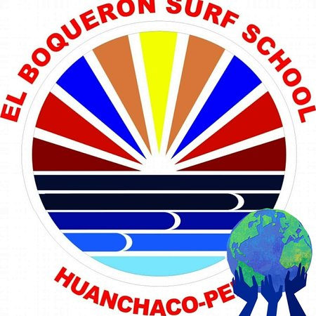 Huanchaco, Perù: boquerón surf school derechas ( rights)