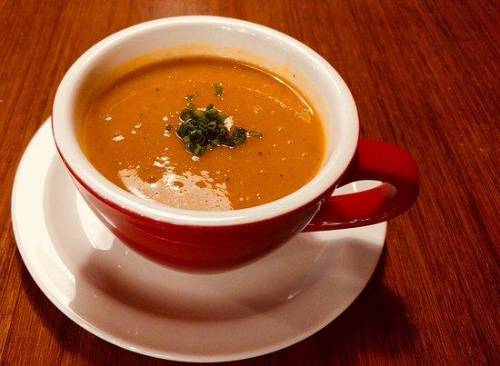 Grand Forks, Kanada: Fresh soups!