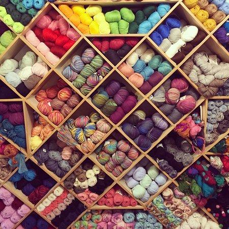 DeLand, FL: Twisted and fanciful yarns!