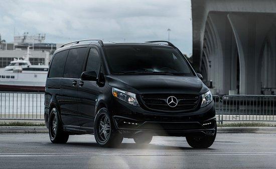 KD Elite Transportation: Mercedes Benz Metris