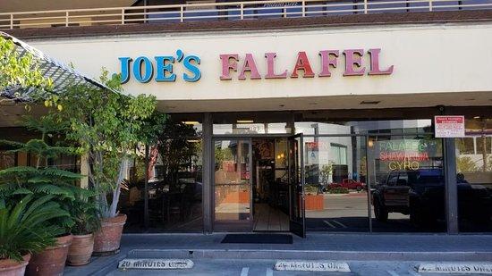 joe 39 s falafel los angeles restaurant avis num ro de t l phone photos tripadvisor. Black Bedroom Furniture Sets. Home Design Ideas