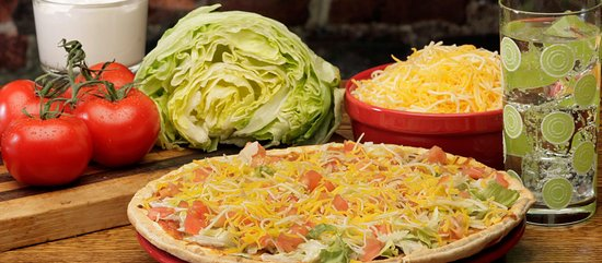 Johnstown, OH: Taco pizza