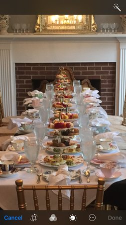 Afternoon Tea for 12!