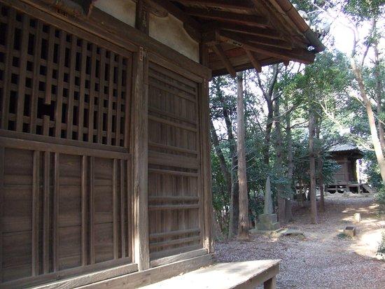 Hanyu, اليابان: 文殊堂と薬師堂