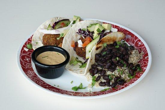 Glens Falls, Estado de Nueva York: Falafel Tacos