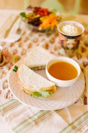 Tyne Valley, كندا: Tyne Valley Tea and Company Cafe