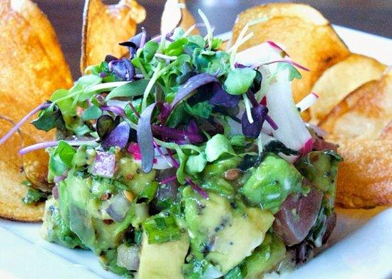 Lakewood, Огайо: Tuna Tartar