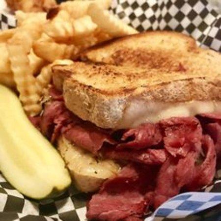 Loveland, OH: Reuben Sandwich