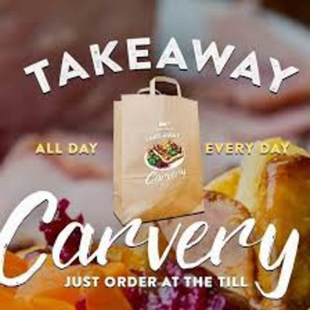 Oldbury, UK: Takeaway carverys 7 days per week