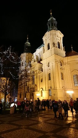 Old Town Square: We visited in January when the Christmas markets were still in the square. Very pretty square es