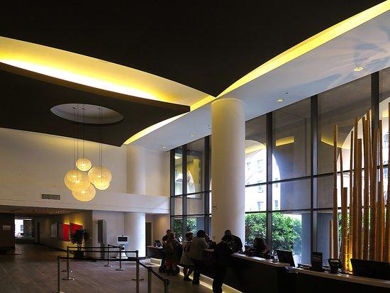 Hilton Parc 55 San Francisco - Interior Lobby