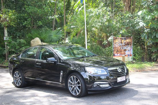 Cairns Region, Avustralya: Luxury Limousines Service - Cairns