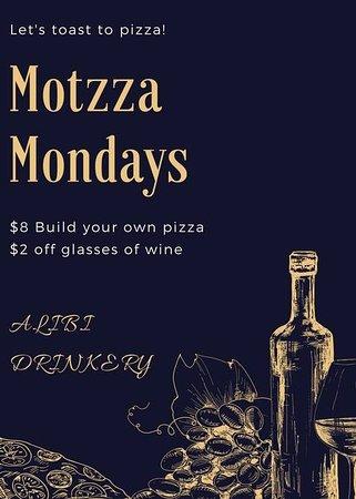 Lakeville, MN: Motzza Mondays