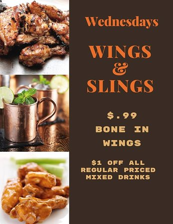 Lakeville, MN: Wings and Slings