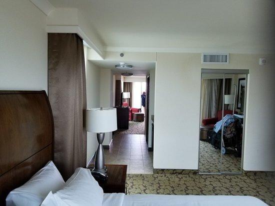 End suite (floor # 01)
