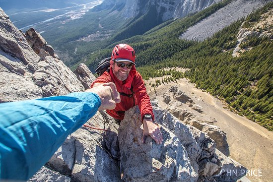 Canadian Rockies Mountain Guides
