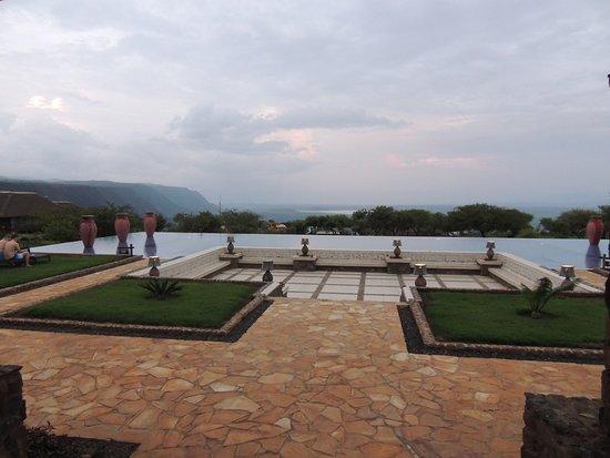 Potret Lake Manyara National Park