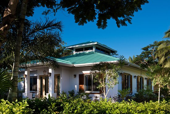 Ambergris Caye, Belize: Victoria House Spa