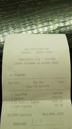 노보텔 부에노스아이레스 이미지