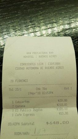 Novotel Buenos Aires: 20180419_192024_large.jpg