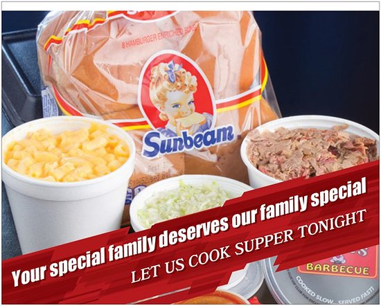Killen, AL: Your special family deserves our Family Special! To-go or eat-in.