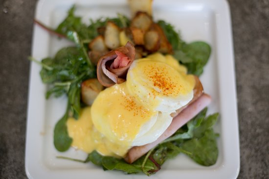Paonia, CO: Special Eggs Benedict