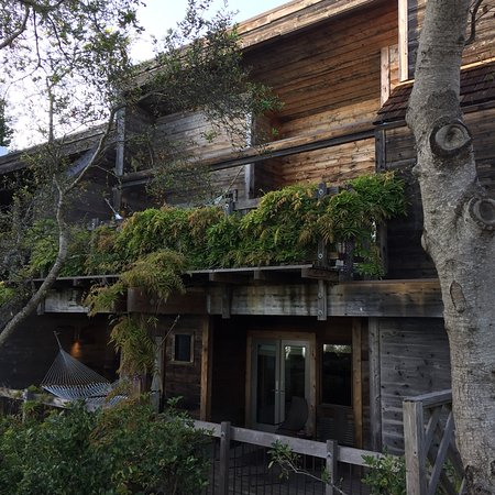 Entrance Picture Of Ventana Big Sur An Alila Resort Tripadvisor