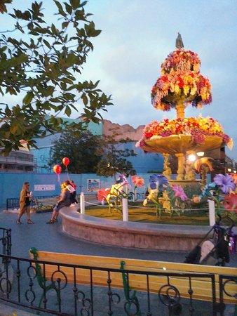 Buena Park, كاليفورنيا: Knott's Boysenberry Festival 