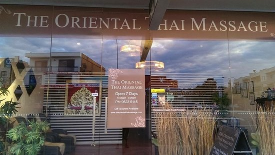 The Oriental Thai Massage