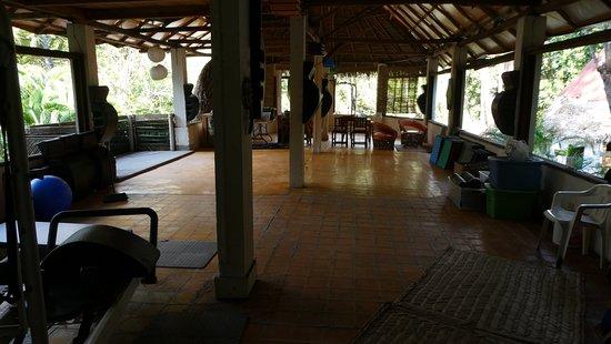 Yelapa Oasis: Pilates Studio