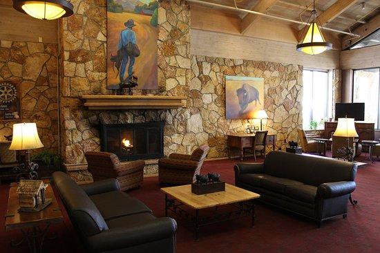 Holiday Inn Bozeman: Lobby