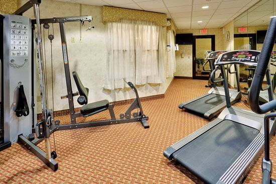 Holiday Inn Express Hotel & Suites Easton: Health club