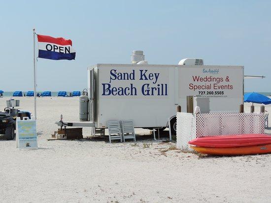 Sand Key Park: Sand Key Beach